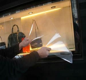 Proteccion grafitis en cristales escaparates - Reparar cristales rayados ...